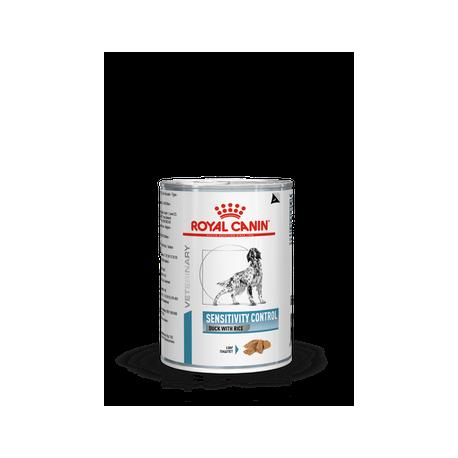 Royal Canin Veterinary Diets-Sensitivity Control Pato 420 gr.Húmedo (1)