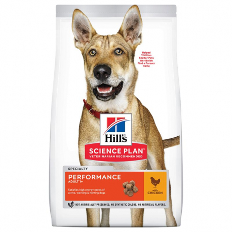Hills-SP Adult Performance. (1)