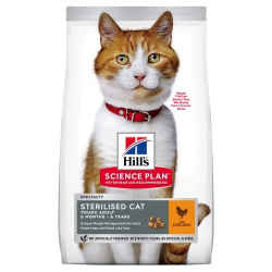 Hills-SP Feline Young Sterilised con Pollo (1)