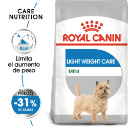 Royal Canin-Mini Light Razas Pequeñas (1)