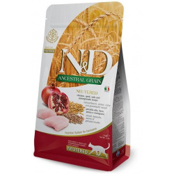 Farmina ND Cat Ancestral Grain Neutered Cordero pienso para gatos esterilizados