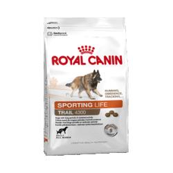 Royal Canin pienso para perros Sporting Life Trail 4300