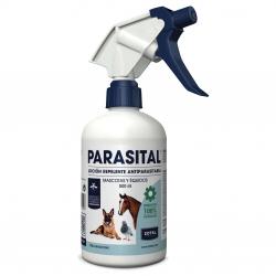 Parasital spray antiparasitario externo para perros