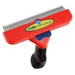 Furminator Cepillo para perros de pelo corto [3 tamaños]