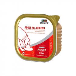 Comida humeda para perros adultos Specific CXW 300 grs