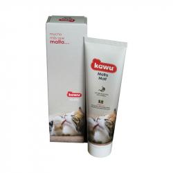 Kawu malta para gatos. Antibolas de pelo.