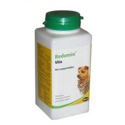 REDOMIN VITA Suplemento vitamínico para perros y gatos 60 comprimidos