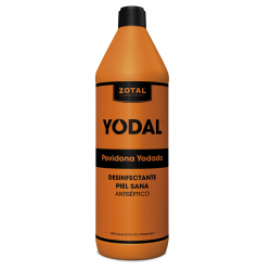 Povidona Yodada yodal [2 formatos]