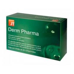 JT- Derm Pharma Alimento complementario para para perros y gatos