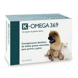 K-Omega 369 complemento dietético de ácidos grasos