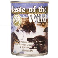 Taste of the Wild Pacific Stream comida húmeda para perros (Latas)