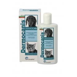 Dermocanis Dermocare champú para perros y gatos
