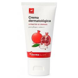 Crema dermatológica con extracto de Granada para perros.
