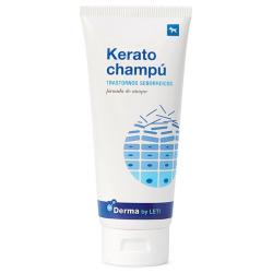 Kerato Champu ataque transtornos seborreicos