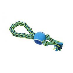 Buster Colour cuerda elastica doble nudo y pelota