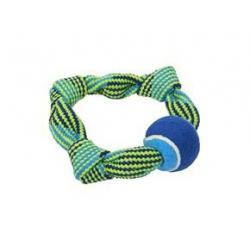 Buster Colour cuerda elastica con pelota de tenis