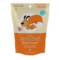 Multiva Breath control. Salud bucodental para perros.