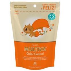 Multiva Odor Control. Para los malos olores en gatos