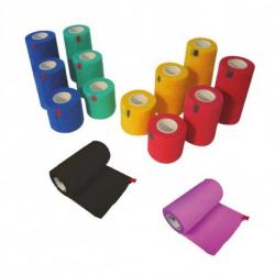 Venda cohesiva strap band [4 Colores - 3 Tamaños]