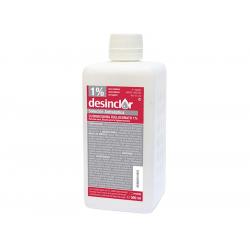 Clorhexidina solucion 1% desinclor rosa