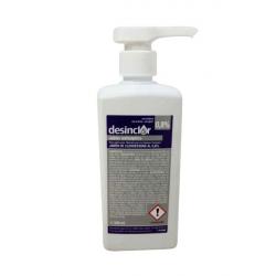 Clorhexidina jabonosa 08% desinclor azul