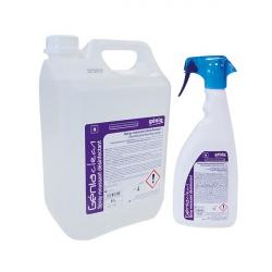 Desinfectante superficies espumoso clean Genia