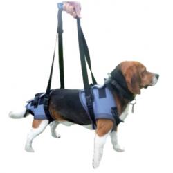 Arnés rehabilitacion handy canis delantero para perros Genia