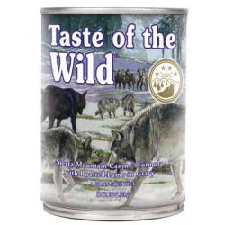 Taste Of The Wild Sierra Mountain con Cordero 390gr
