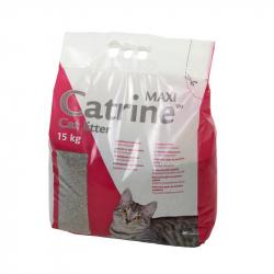 Arena aglomerante Catrine Maxi Cat litter