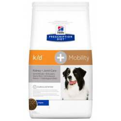Hills Prescription Diet-PD Canine k/d + Mobility (1)