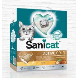 Sanicat Gold Arena para gatos