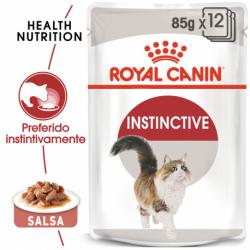 Royal canin Instinctive comida húmeda para gatos adultos