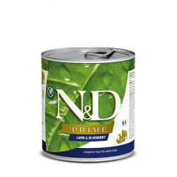 Farmina ND Dog Prime Cordero comida húmeda para perros 6x285grs