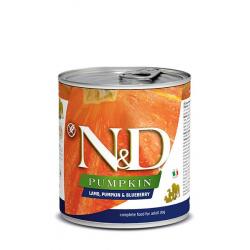 Farmina ND Dog Pumpkin Cordero comida húmeda para perros 6x285grs