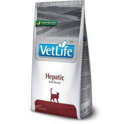 Farmina vet life cat hepatic dieta para gatos