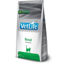 Farmina vet life cat renal dieta para gatos