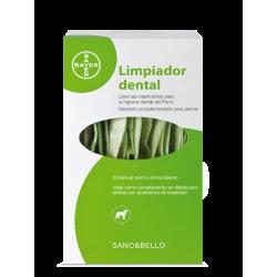 Bayer Sano&Bello Limpiador dental para perros 140 grs.