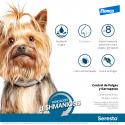 Seresto Collar Antiparasitario para perro menos de 8kg.