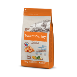 Nature's Variety pienso Selected Sterilized Salmón noruego