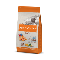Nature's Variety pienso Selected Mini Salmón noruego