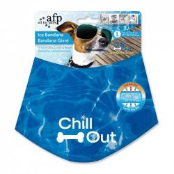 Bandanas Refrescante Chill out para perros