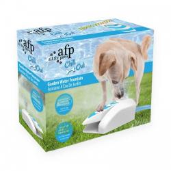 Bebedero Jardin Fuente para Perros Chill out para perros