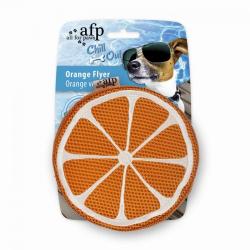 Juguete Hidratante CHILL OUT Naranja para perros