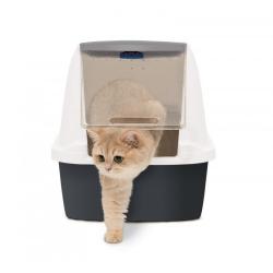 Catit Arenero Magic Blue mediana para gatos
