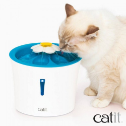 Catit Flower Fountain Led para gatos