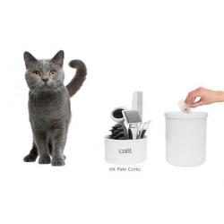 Catit Kit Grooming Pelo Corto para gatos