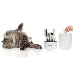Catit Kit Grooming Pelo Largo para gatos