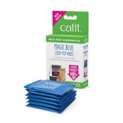 Catit Magic Blue Recambio para gatos
