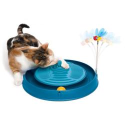 Catit Play Circuito Masajeador para gatos