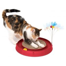 Catit Play Circuito Rascador para gatos